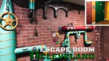Strongsville Willy Wonka Escape Room