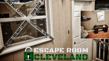 Escape Room Strongsville: CSI Themed