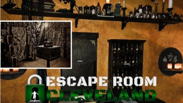 Mentor Escape Room Wizards Chamber