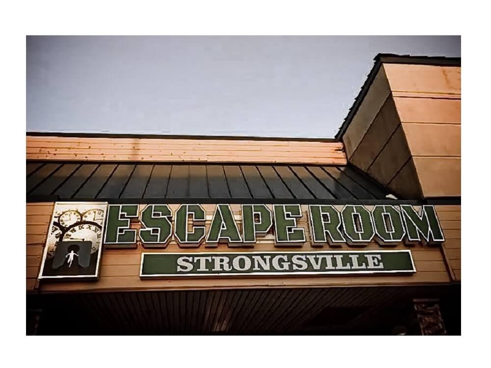 Strongsville Escape Room