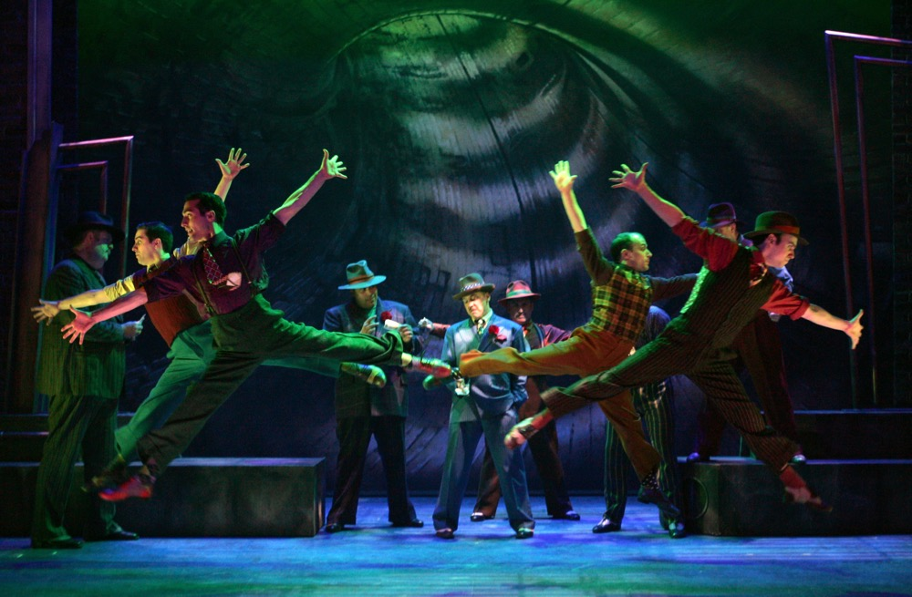 Guys and Dolls, Goodspeed Opera House