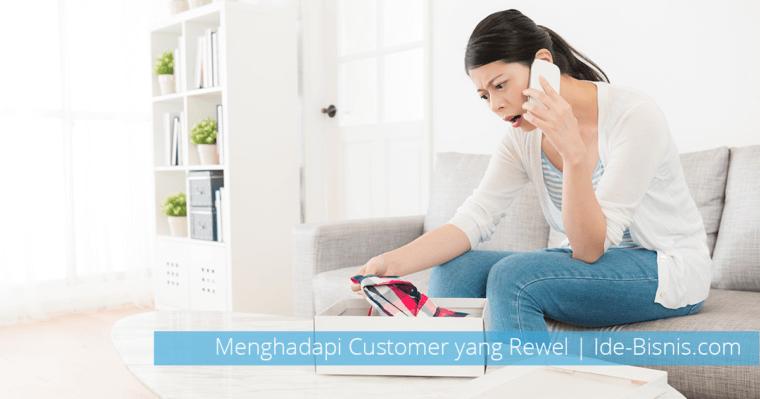 cara menghadapi customer komplain