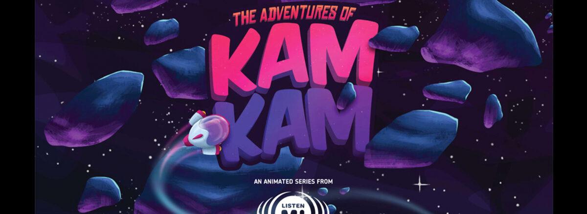 Adventures of Kam Kam' Wins Best Concept at KingstOOn