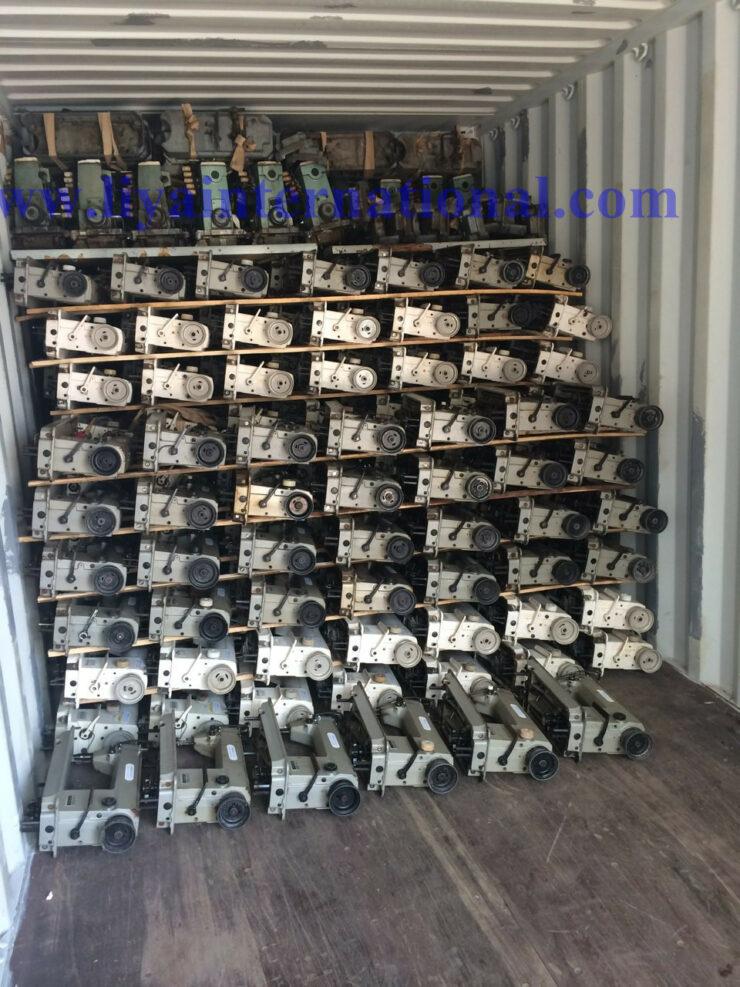 Loading used second hand sewing machines (66)