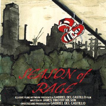 Season of Rage Poster