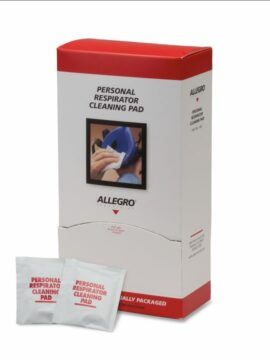 Personal Respirator Cleaning Pad