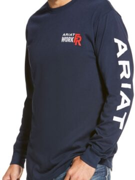 Ariat FR Logo Men's Shirt