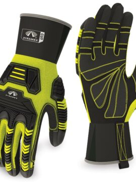 Pyramex Impact/Cut Resistant Gloves