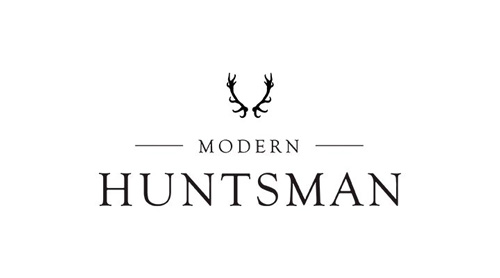 modern huntsman logo