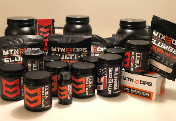 best supplements for hunting and outdoors
