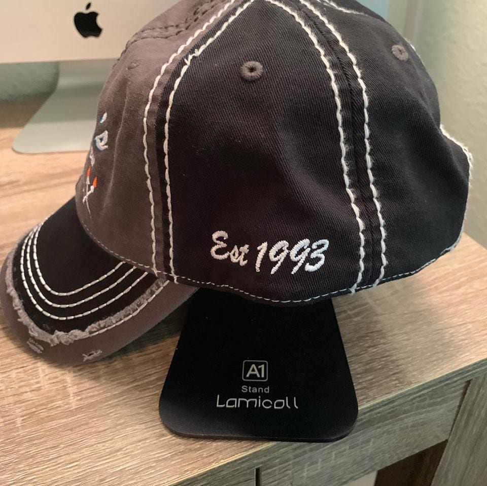 25th Anniversary Hats