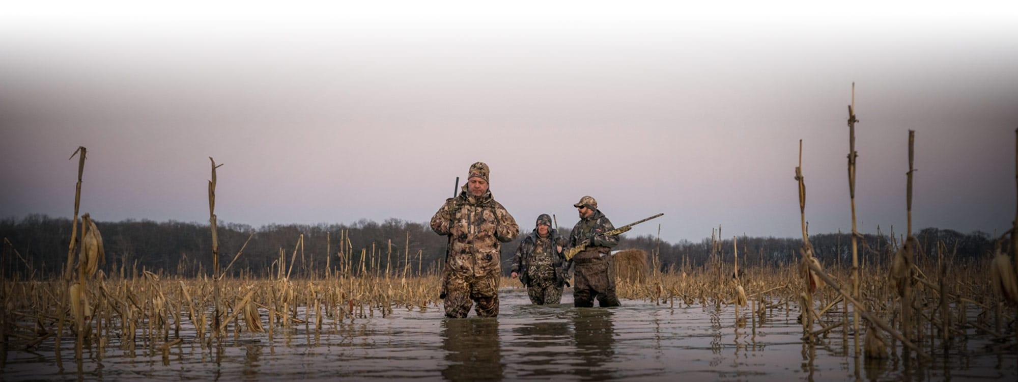 MD Waterfowl Hunts