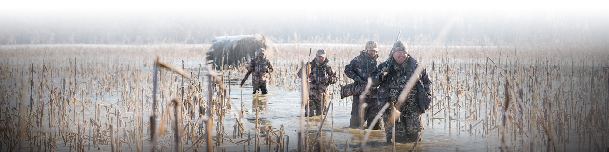 Waterfowl Hunts in Maryland