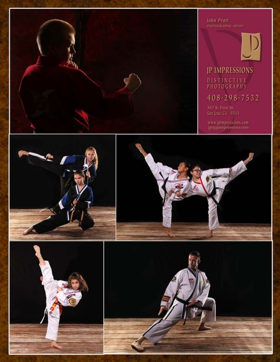 Martial Arts Karate Portrait San Jose