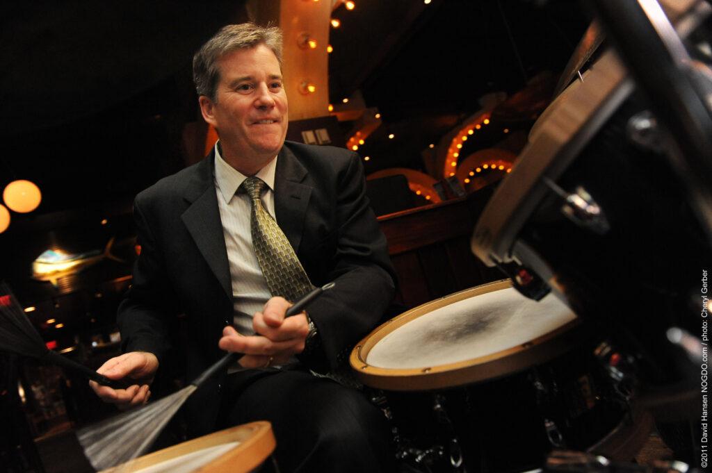 David W Hansen Drummer