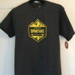 LSS Mountain Shirt crew neck tee - front