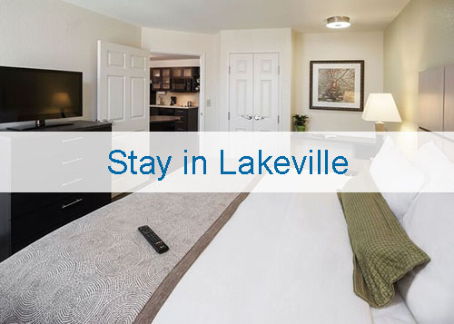 Stay in Lakeville