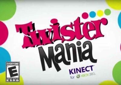 TWISTER MANIA