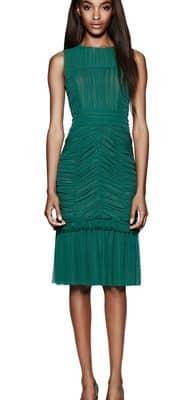 TB Green dress