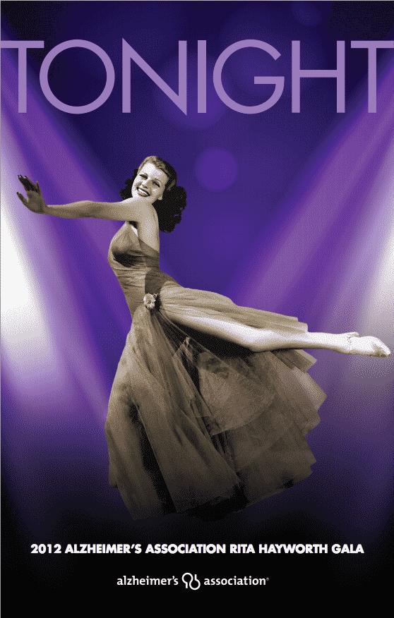 2012 Alzheimer's Association Rita Hayworth Gala
