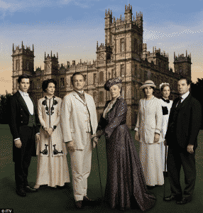 daily mail downton abbey season 4