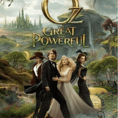 great and powerful oz