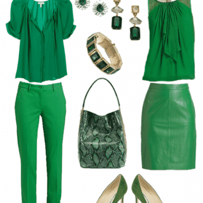 March Greens