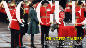 vogue kate middleton