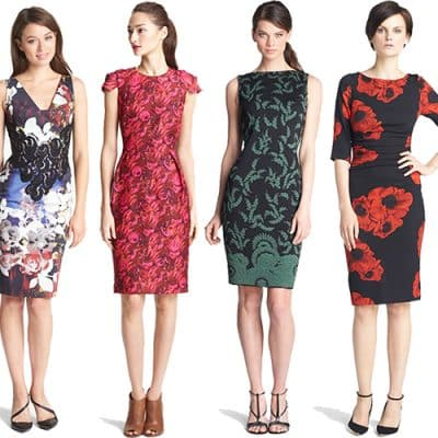 Nordstrom Fall Florals