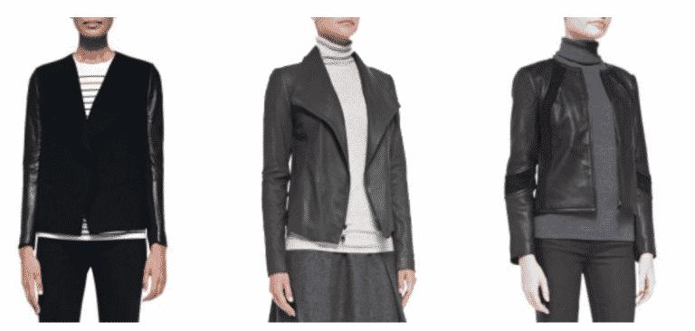 Black Leather Jackets