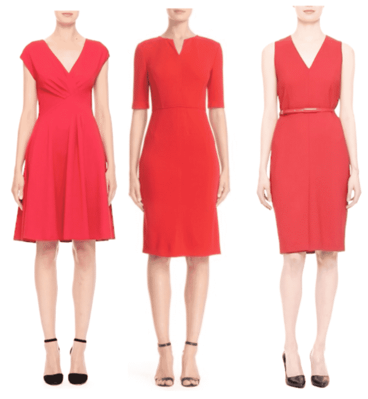 BUY NOW:  Red Dress