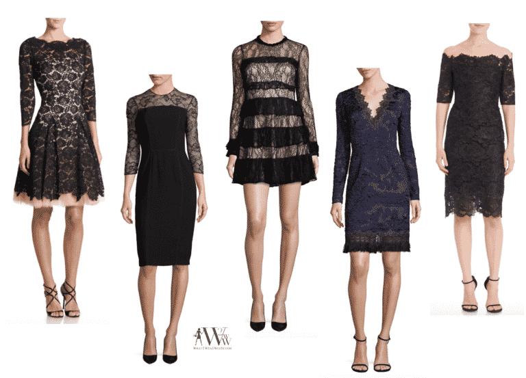 Romancing Black Lace