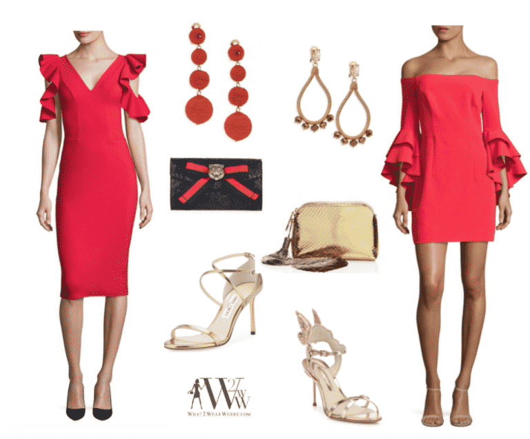 Red Hot Dressing