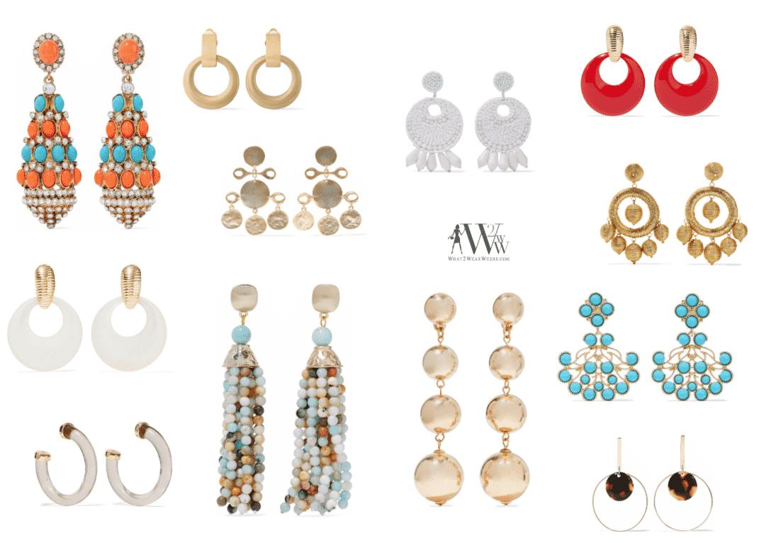 Summer Statement Jewelry