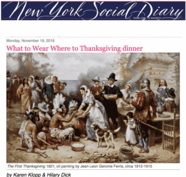 NYSD Thanksgiving Dressing