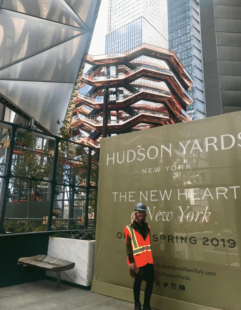Hudson Yards, kathy prounis