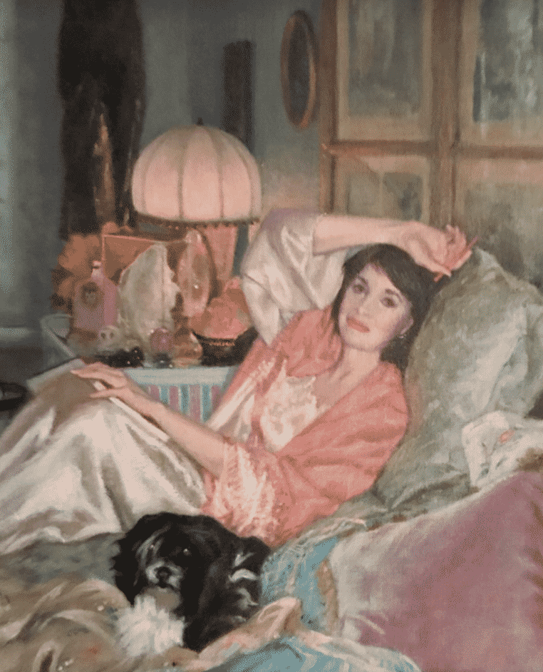 New York Social Diary, Remembering Gloria Vanderbilt.