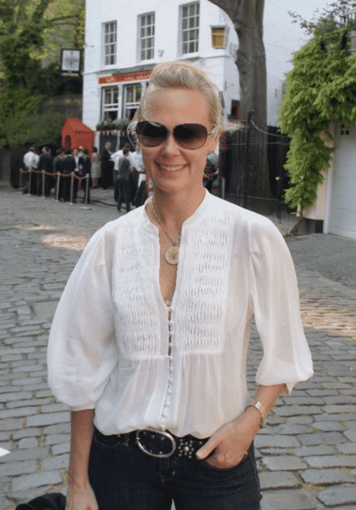 Hilary Dick picks a soft palette for summer's in Newport