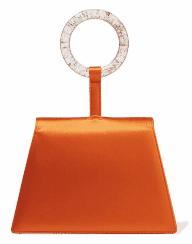 Carolina Santo Domingo bag.  Karen Klopp picks her favorite Mini Bags, a Fall Trend 2019