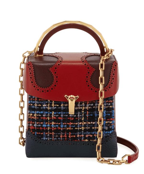 The Volton Bag.  Karen Klopp picks her favorite Mini Bags, a Fall Trend 2019