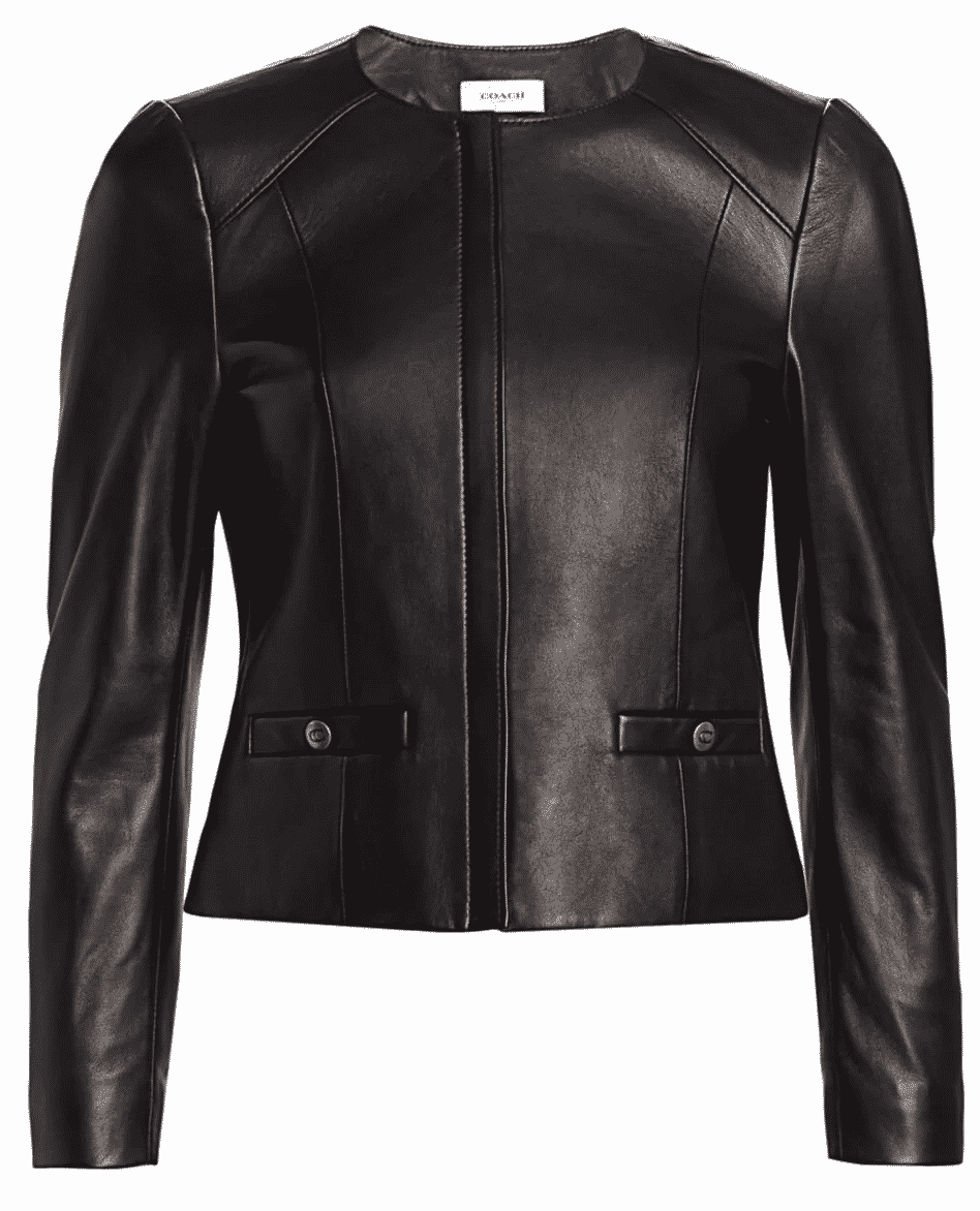 5 Leather Must Haves