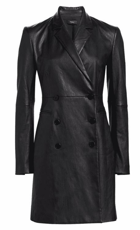 Fall Fashion Trends 2019.  Karen Klopp pick her must haves, Black Leather Jacket.