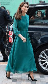 Kate Middleton Style wears A Ross Girl x Soler Dress  Amanda Ross
