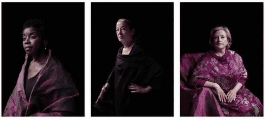 The Society Memorial Sloan Kettering Opening Night at TEFAF.  Park Artfully Dresses.  Carla van de Puttelarr.