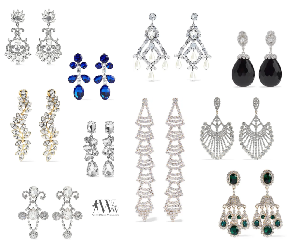 Kenneth Jay Lane at The Outnet  Holiday Jewelry on Sale.