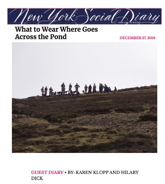 NYSD Across The Pond