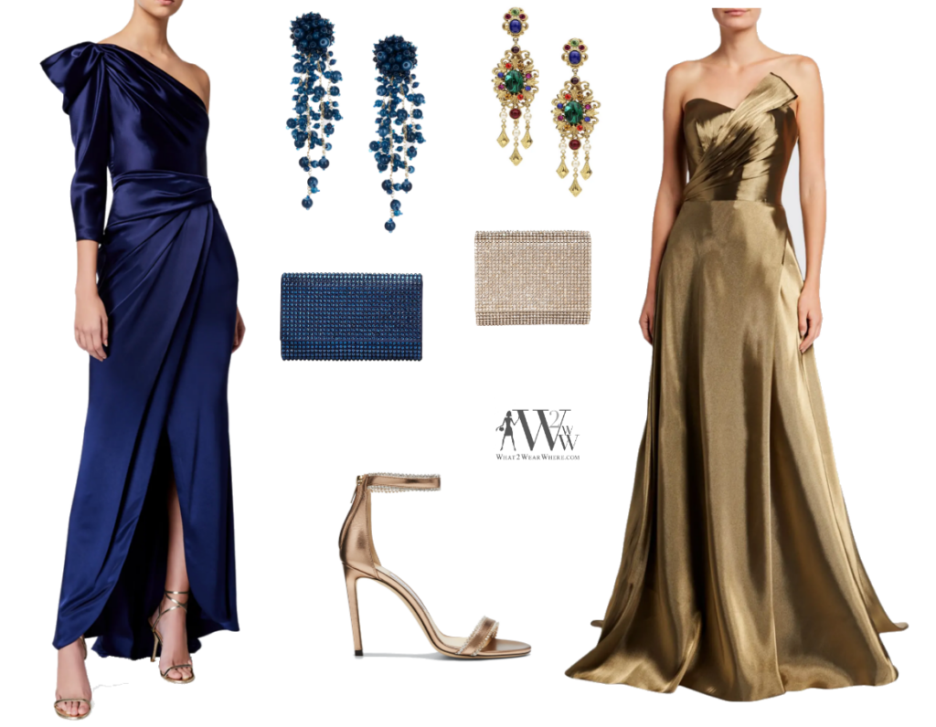 What to wear to the Viennese Oper Ball in New York City.