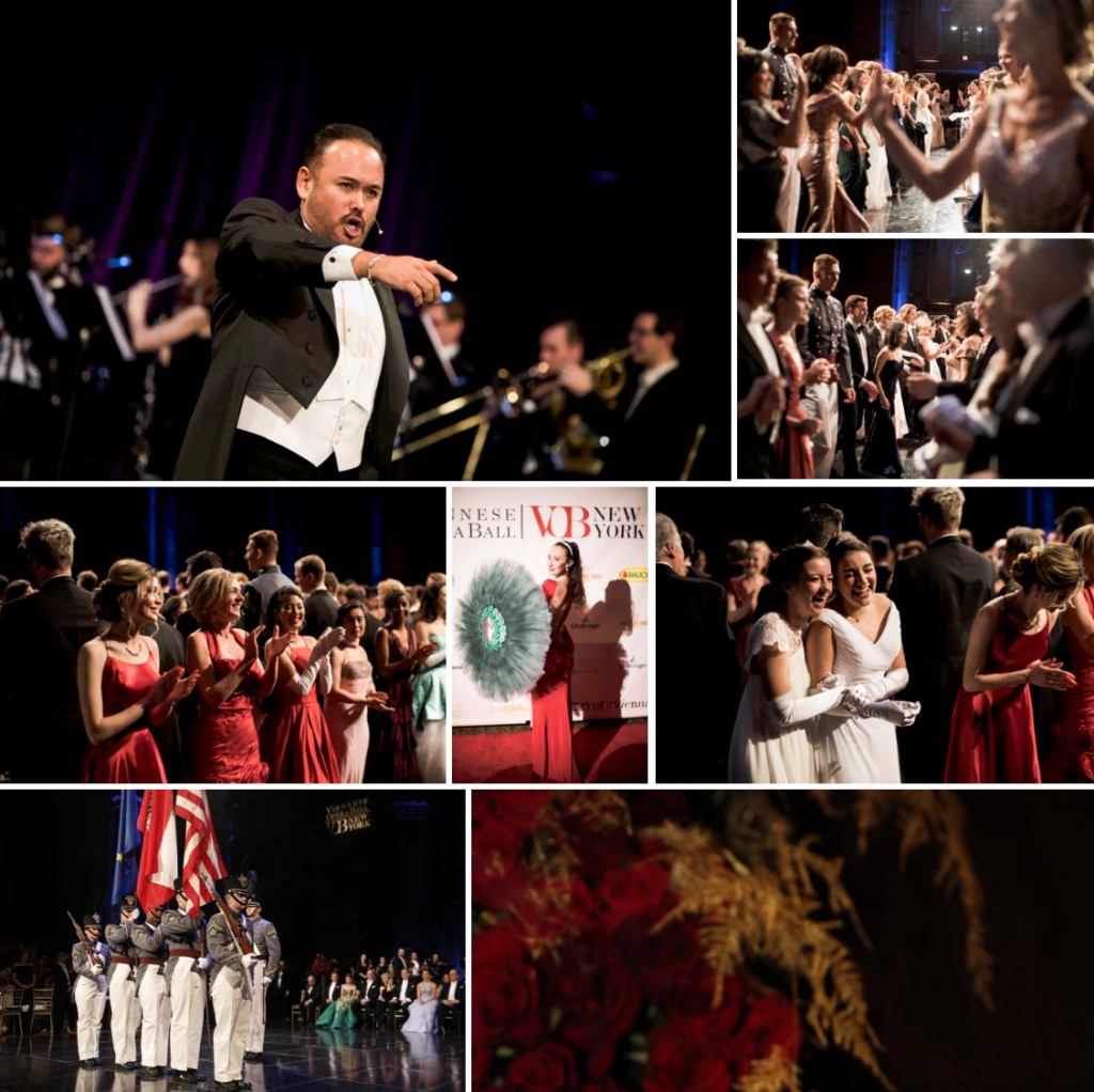 The Viennese Opera Ball New York City, Debutant Ball