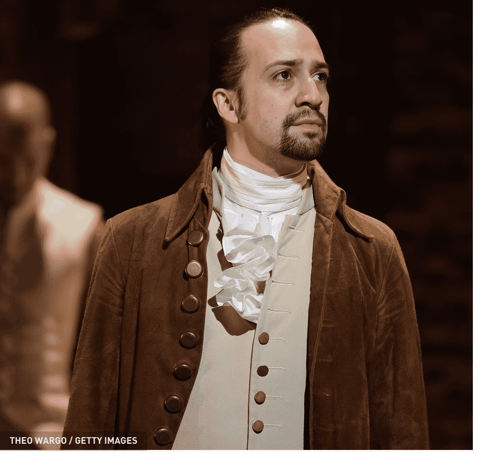 Town & Country Lin Manuel Miranda Confirms Hamilton movie is in the works.