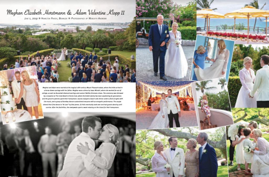 Quest magazine  wedding issue